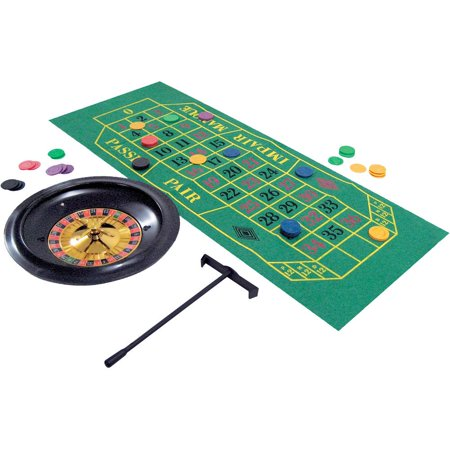 Casino Party Roulette Set - Casino Party Theme