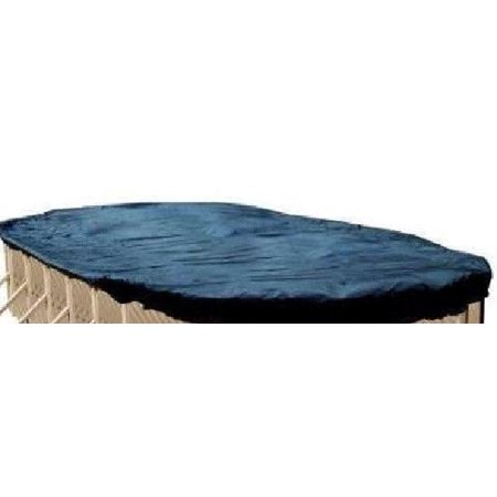 Swimline S1836OV 18' x 36' Oval Deluxe Above Ground Swimming Pool Winter
