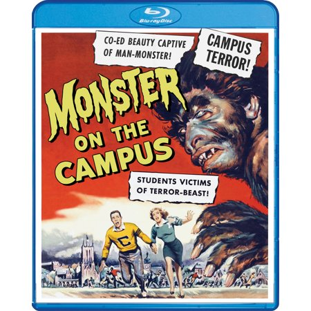 Monster On the Campus (Blu-Ray) - Monster Liner