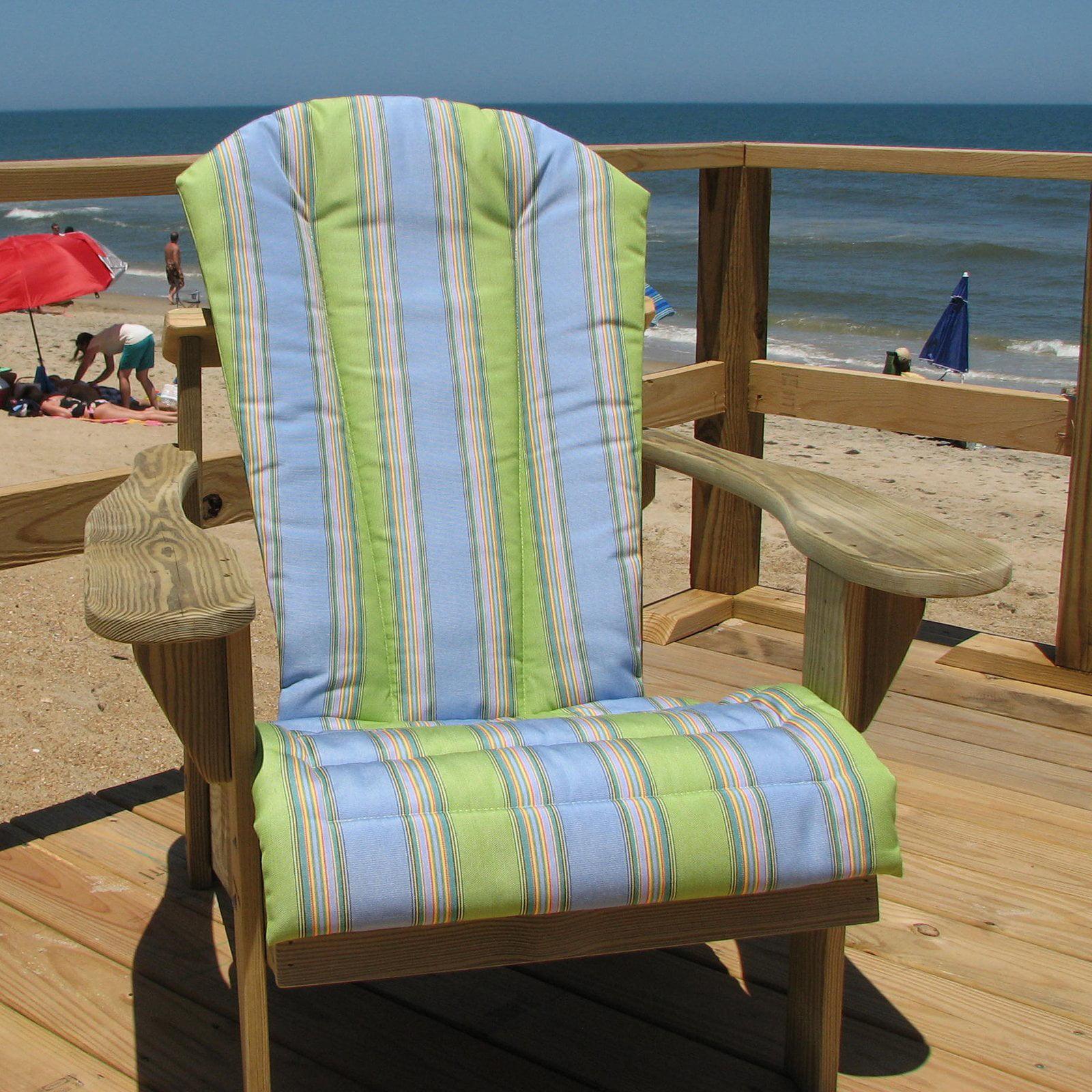 Weathercraft Designers Choice Sunbrella Adirondack Chair Cushion
