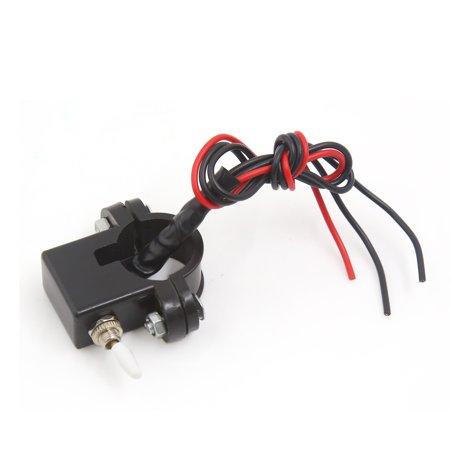 Motorcycle Dual Flashing Turn Signal Light Warning Switch for 7/8