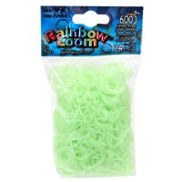 Rainbow Loom Solar UV Color Changing Uranus Rubber Bands Refill Pack [600 ct]