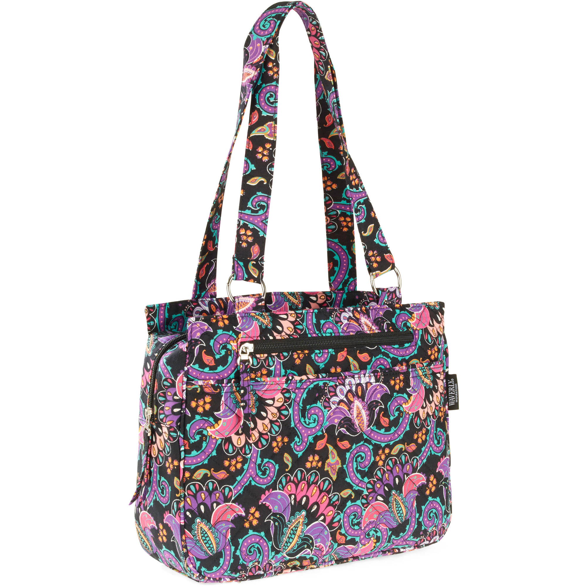 Waverly Women's Satchel Quilt bag
