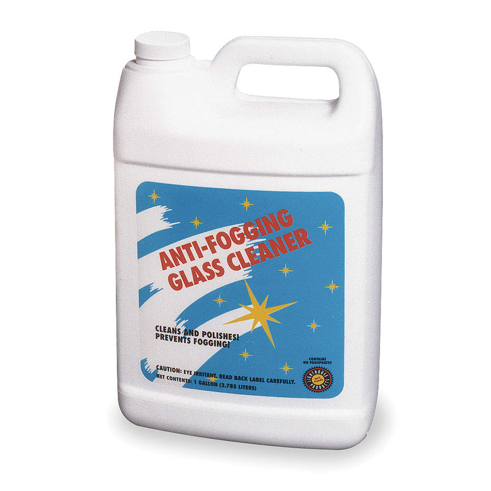 ABILITY ONE 1 gal. Glass Cleaner,  1 EA 7930-00-901-2088