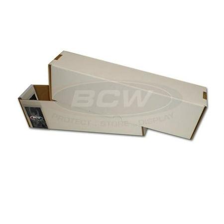 BCW 2 Piece VAULT Corrugated STORAGE BOX for 1-Screws/Semi-Rigids/Toploads/Snaps