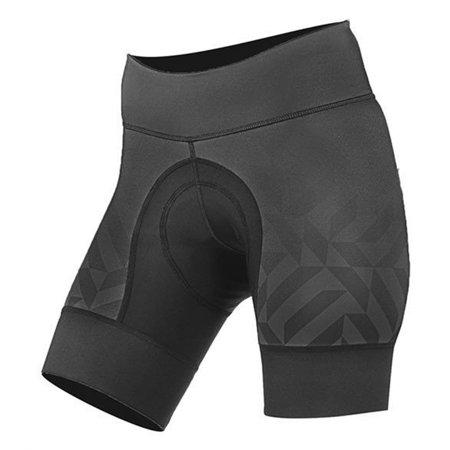ae2c235e3 Shebeest Petunia Black Cycling Short - Women s - Walmart.com