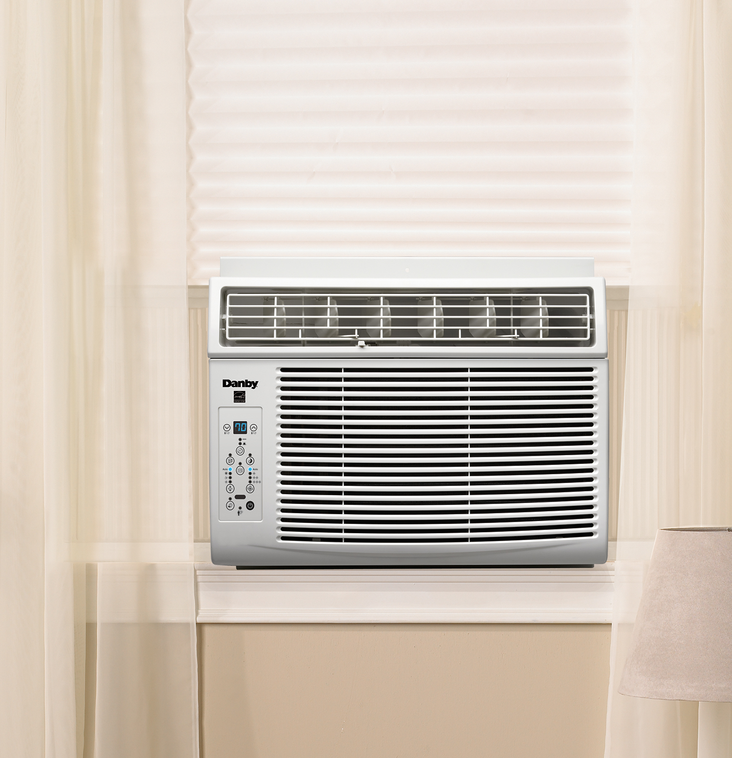 Danby DAC100BGUWDB 10,000 BTU Window Air Conditioner