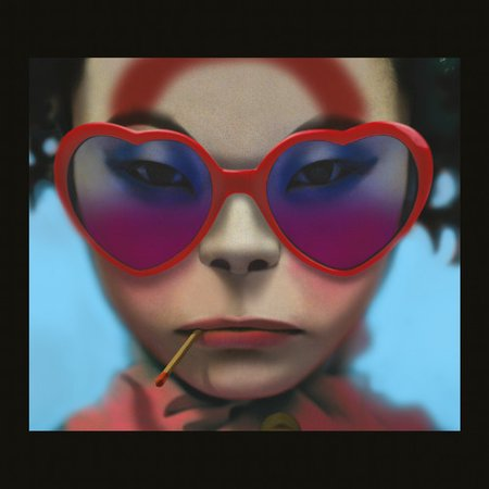 Gorillaz - Humanz (Explicit) (2 CD Limited Deluxe Edition) (Fender Hot Rod Deluxe Iii Limited Edition Review)