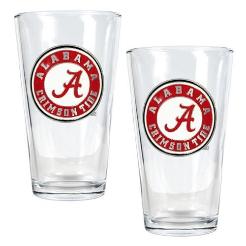 Great American NCAA Pint Ale Glass Set