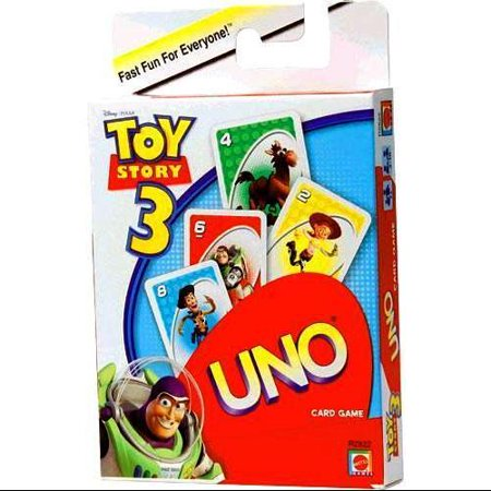 Toy Story 3 Toy Story 3 UNO Card Game