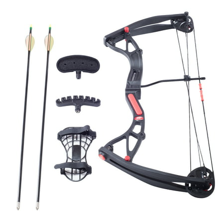 PSE Archery Guide Youth Compound Bow Set for New Archers