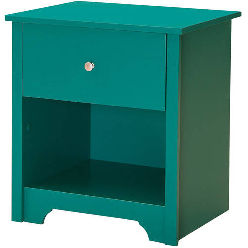 South Shore Vito 1-Drawer Nightstand, Multiple Finishes by South Shore