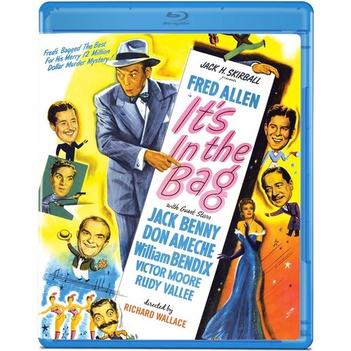 It's In The Bag! (Blu-ray) (Full Frame)