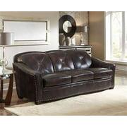 Lazzaro Lucinda Leather Sofa in Toberlone