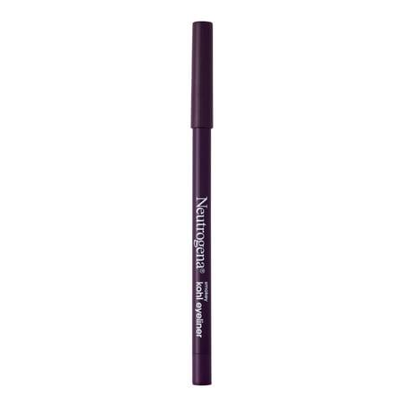 Neutrogena Smokey Kohl Water-Resistant Eyeliner, Rich Plum, 0.014 (Best Eye Makeup For Smokey Eye)