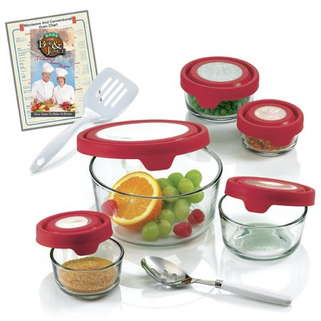 Anchor Hocking 7-Container Food Storage Set