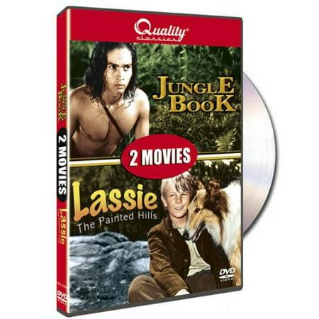 Jungle Book/Lassie-Painted Hills (Notting Hill Jungle)