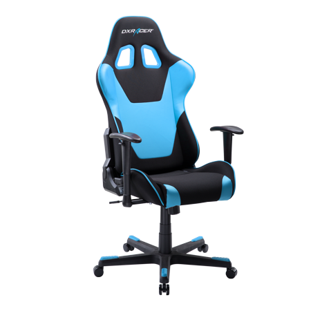 DXRacer Formula Series Black and Blue - OH/FD101/NB - High Back, Reclining, Gaming E-Sports Chair