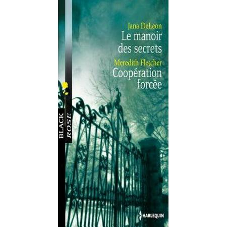 Le manoir des secrets - Coopération forcée - eBook - Le Manoir Halloween
