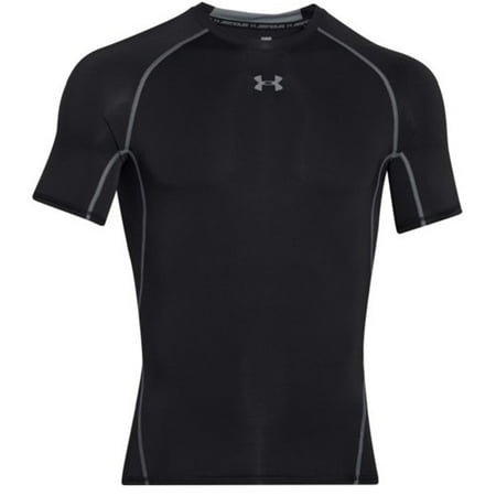 Under Armour Armour Heatgear S/S Compression Shirt ( 1257468 )