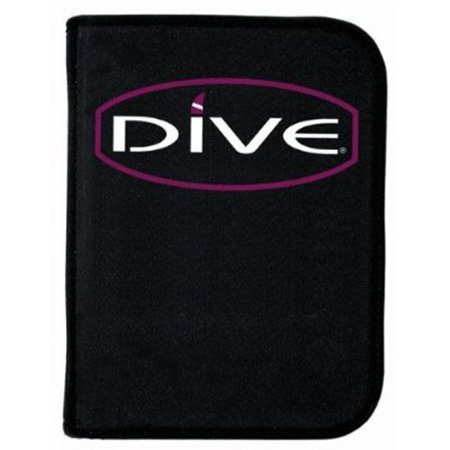 Binder Log Book (Log Book Binder Scuba Diving I-Dive )