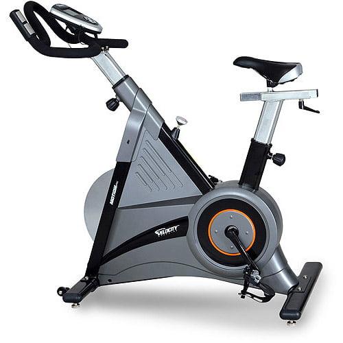 Velocity Exercise Hybrid Upright Indoor Exercise Bike