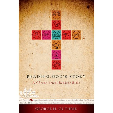 Reading God's Story, Hardcover : A Chronological Daily