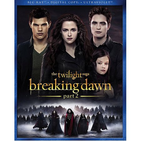 The Twilight Saga: Breaking Dawn, Part 2 (Blu-ray)