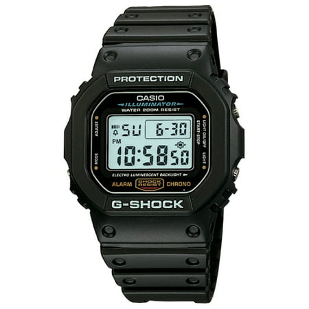 Casio G-Shock Classic Core Watch DW5600E-1 ()