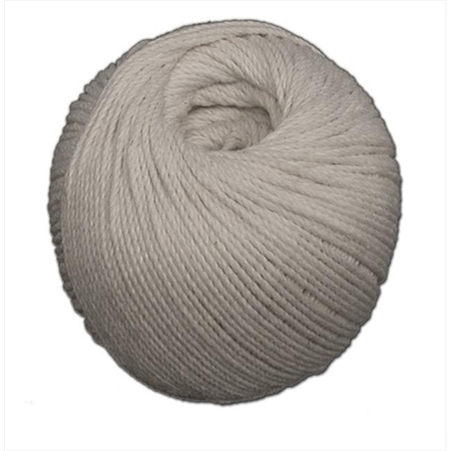 T.W. Evans Cordage 02-218 Number 21 Cotton Seine Mason Line with 330 ft. Ball