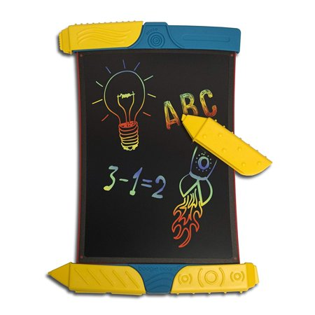Scribble and Play Color LCD Writing Tablet + Stylus Smart Paper for Drawing eWriter Ages 3+, Unleash your childs creativity - in color! This smart electronic.., By Boogie (Best Price On Boogie Board Writing Tablet)