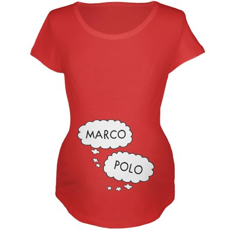 speech bubble marco polo twins maternity soft t shirt. Black Bedroom Furniture Sets. Home Design Ideas