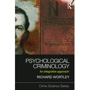 Psychological Criminology - eBook