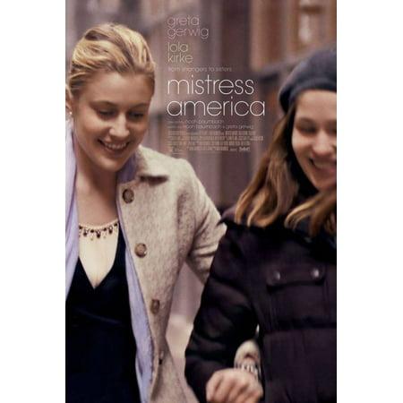 Mistress America (Blu-ray) - Mistress Of All Evil