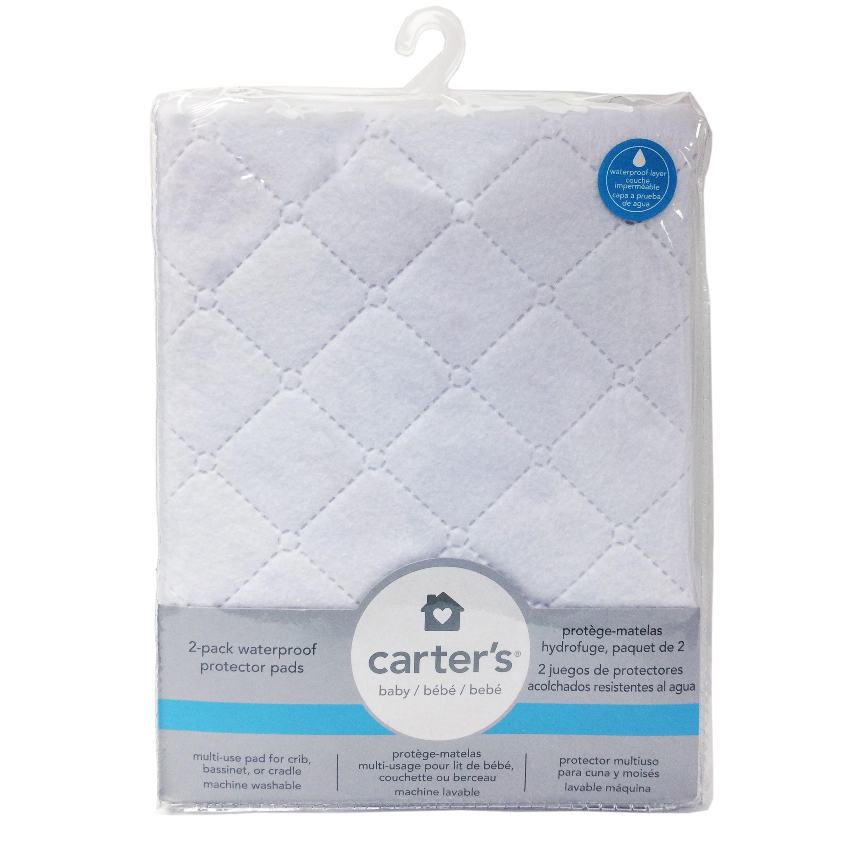 Carter's Waterproof pad - 2pk Protector Pad 18 x 27