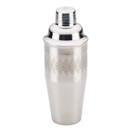 - Ayesha Barware 4-in-1 Stainless Steel Cocktail Shaker