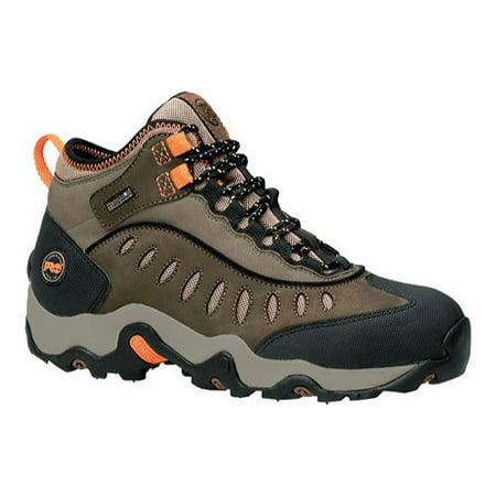 f2138edb601 Men's Timberland PRO Mudslinger Mid Waterproof Steel Toe