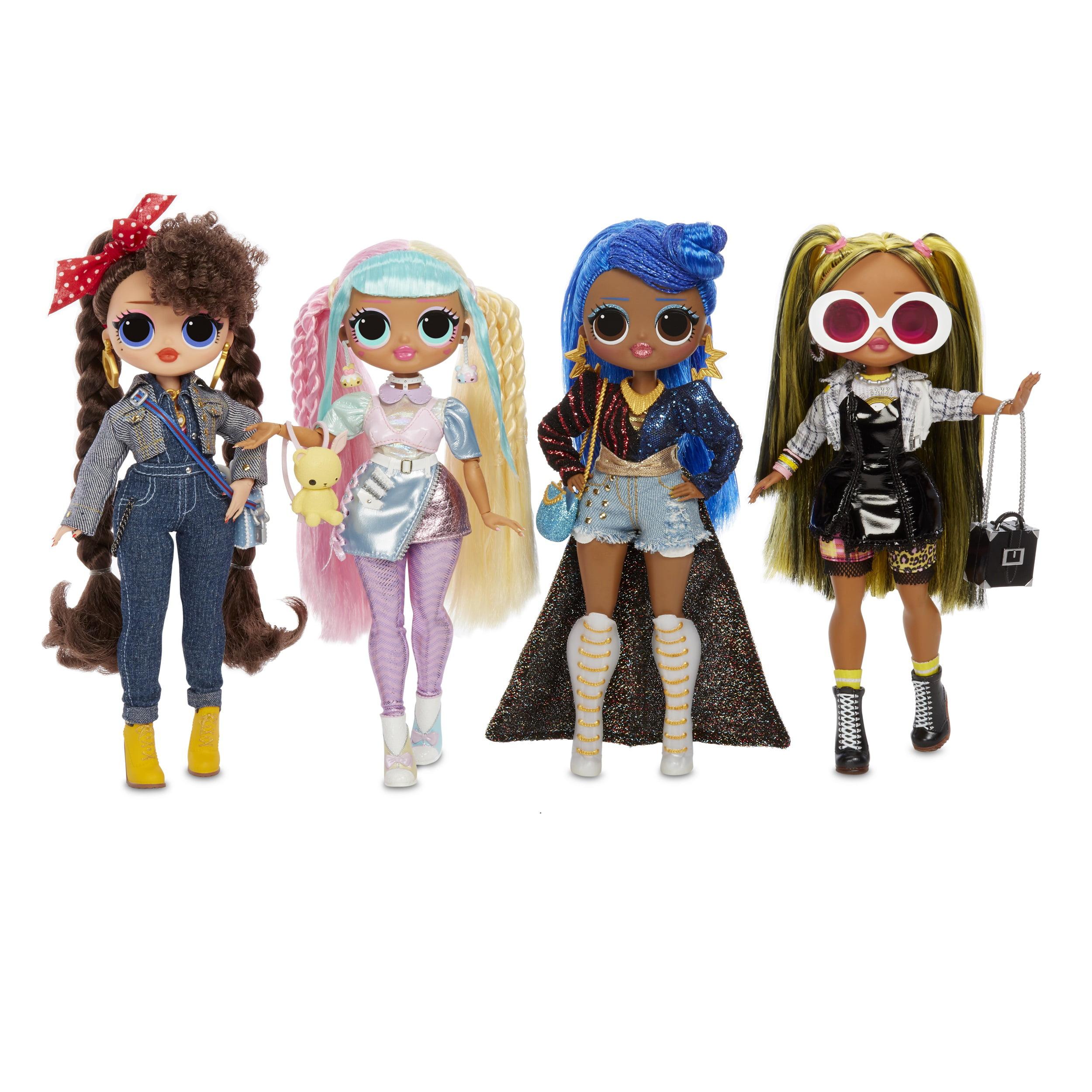 L O L Surprise O M G Miss Independent Fashion Doll Walmart Com Walmart Com