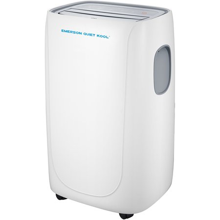 Emerson Quiet Kool SMART Portable Air Conditioner with Remote, Wi-Fi, and Voice Control for Rooms up to 300-Sq.