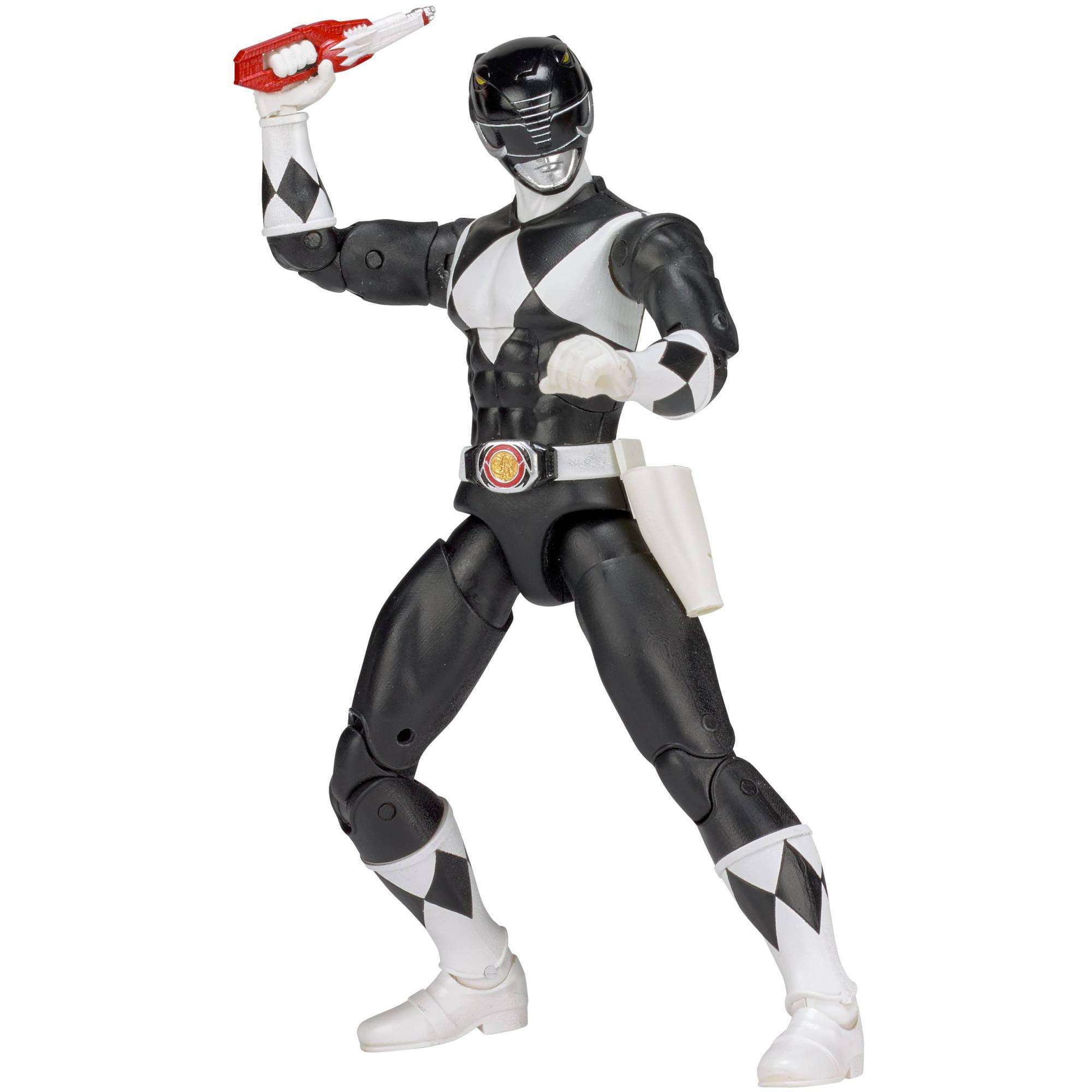 Power Rangers Legacy Mighty Morphin Black Ranger
