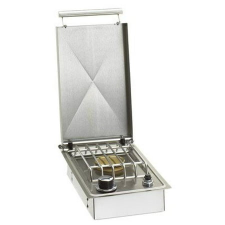 American Outdoor Grill Built-In Single Side Burner, Natural Gas