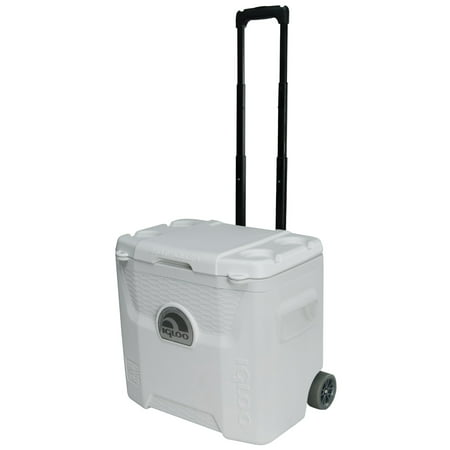 Igloo White 42 Can Marine Quantum Cooler with