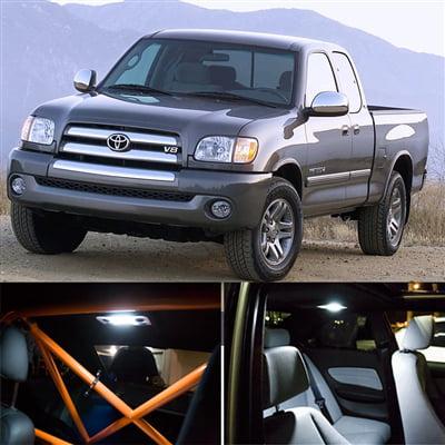 2000-2003 Toyota Tundra Interior LED Lights Kit - White