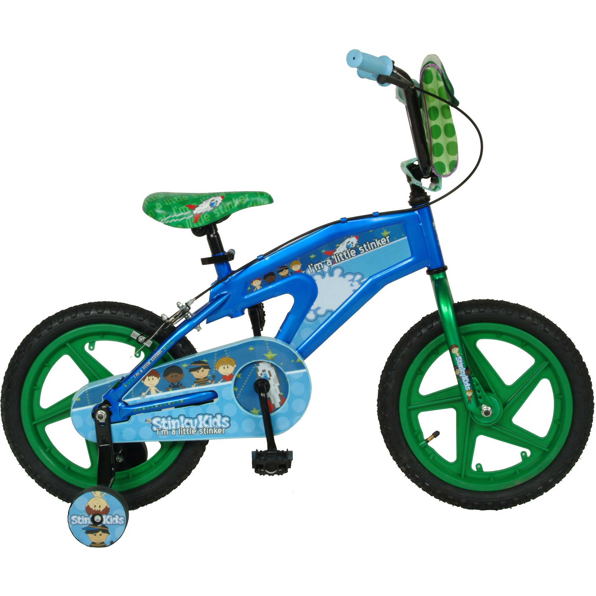 "16"" Stinkykids Boys' Bike"