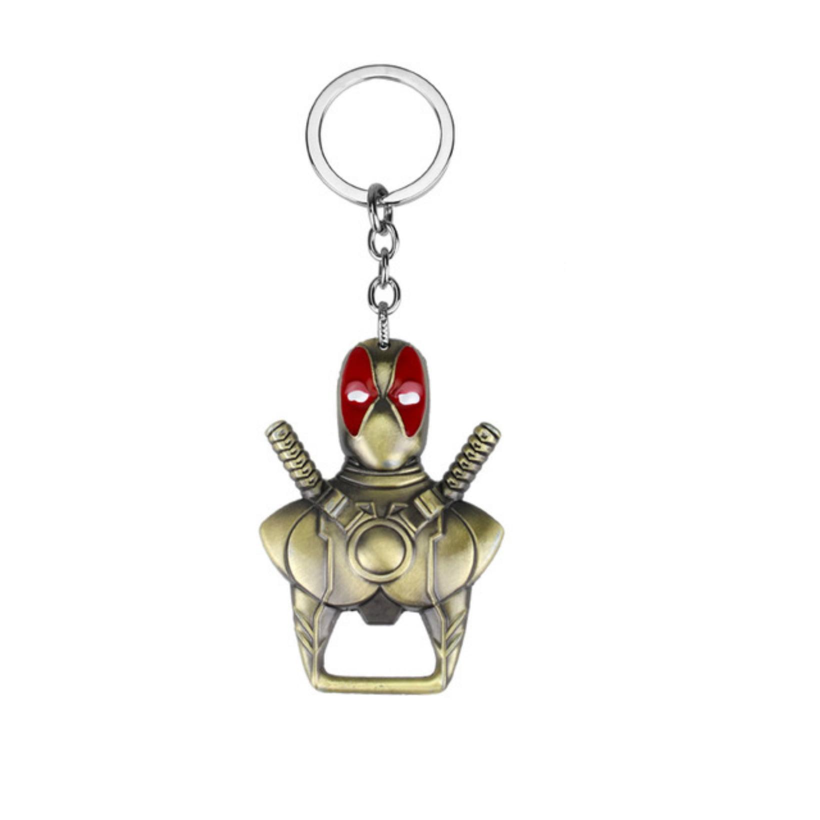 Captain America Mask Retro Vintage Movie//Comics Charm Pendant Key Chain Keys