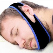 Anti Snoring Chin Strap Stop Snoring Sleep Belt Jaw Support Solution Safety Natural and Instant Snore Relief
