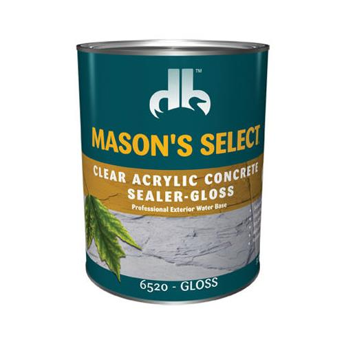 Duckback Products DB0065203-14 1-Qt. Clear Gloss Concrete Sealer