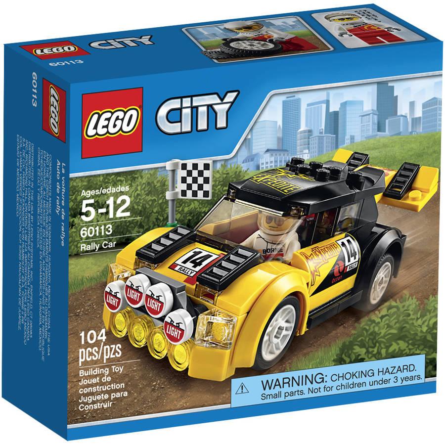 LEGO City Great Vehicles Rally Car, 60113