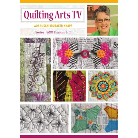 Quilting Arts Tv Series 1600 Walmart