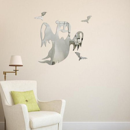 Decorate Living Room For Halloween (Mosunx Halloween Ghost Background Decorated Living Room Bedroom Wall Stickers)